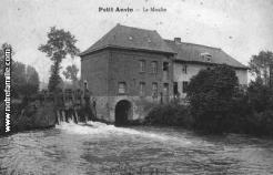 Cartes postales photos petit anvin le moulin anvin 16
