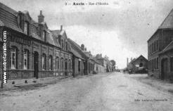 Cartes postales photos rue d hesdin anvin 62134 20