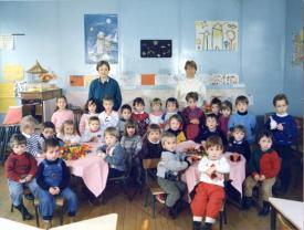 Classe matern 86 87