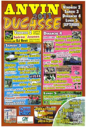 Ducasse 2011