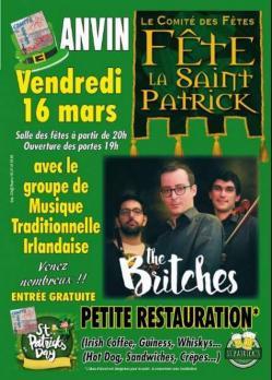 Saint Patrick 2018